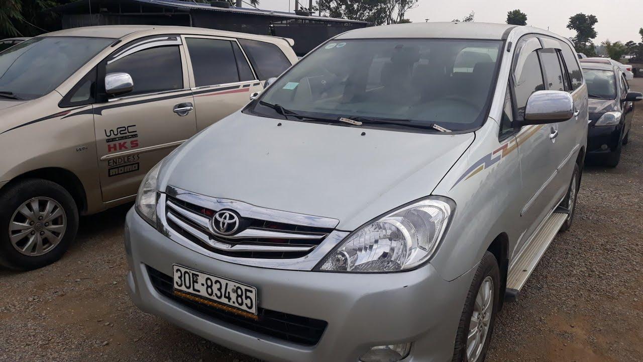 Toyota innova G xịn 2010, 327 triệu, abs, túi khí, lazang đúc, alo 0338898210, oto cu gia re