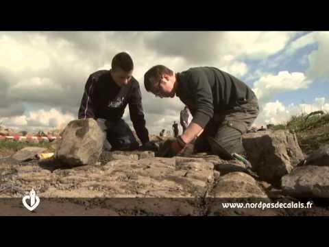 Paris Roubaix 2014 : la restauration du secteur pavé par les lycéens