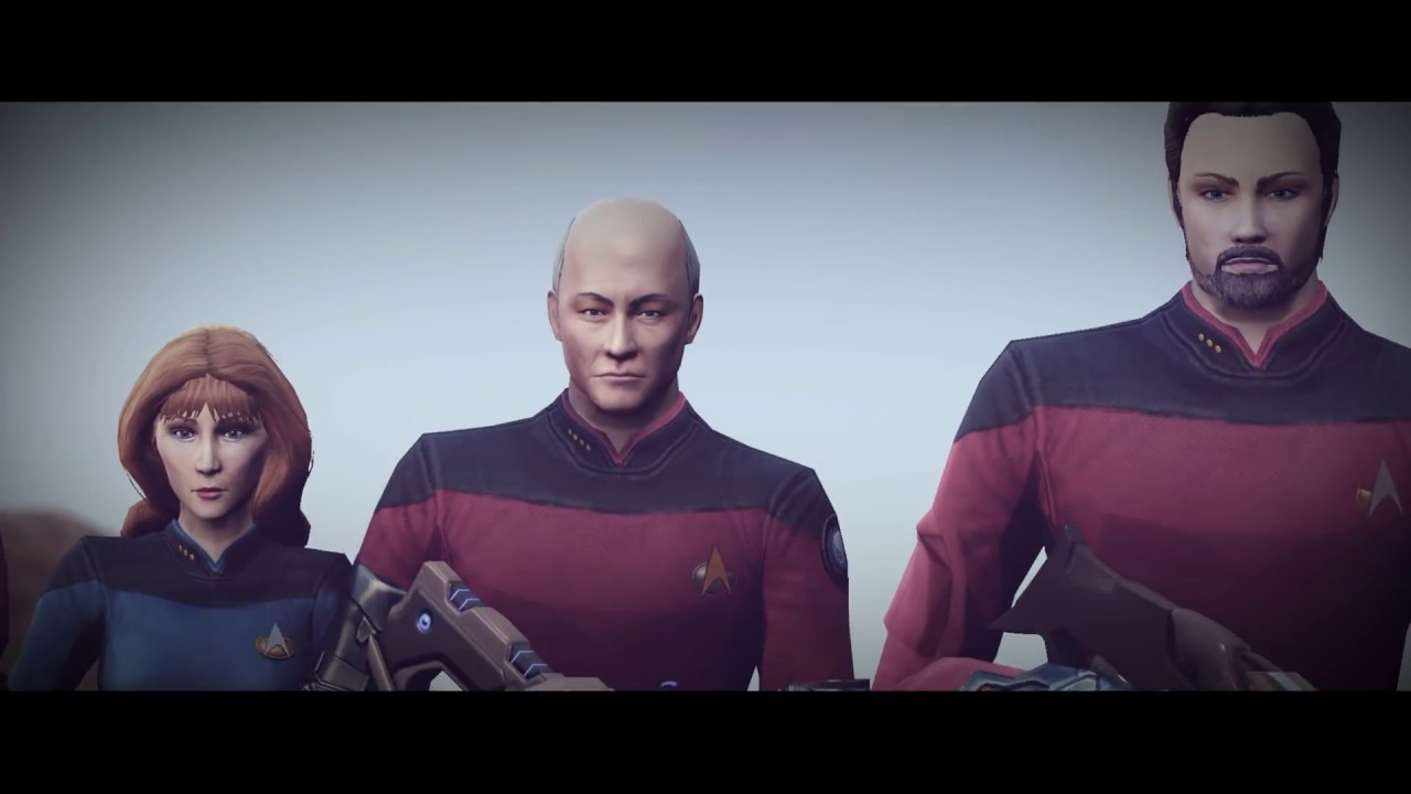 806a2dd7 STAR TREK: THE NEXT GENERATION | 30 YEAR TRIBUTE | USS ENTERPRISE NCC-1701-D