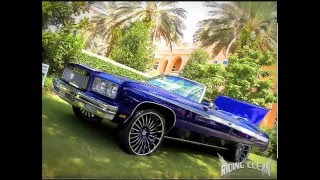 Lebron James 1975 Chevy Impala - Riding Clean