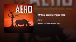 Afrikka, sarvikuonojen maa