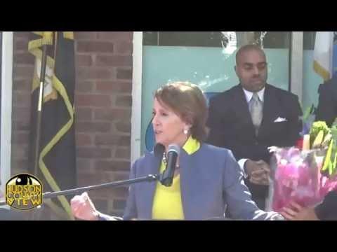 Pelosi, Christie, Menendez, Join Fulop for Martin