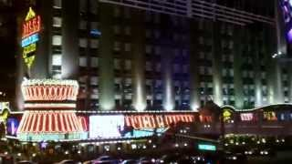 Las Vegas strip and downtown 1080p HD
