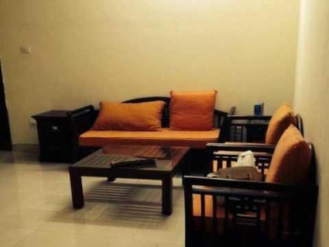 Cho thuê chung cư Khu Đô Thị Nam Thăng Long 95m 3pn căn góc hướng ĐN thoáng mát giá 6tr- 0988296228