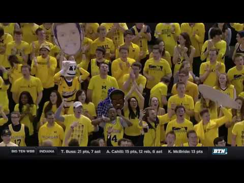 Wisconsin at Michigan - Men