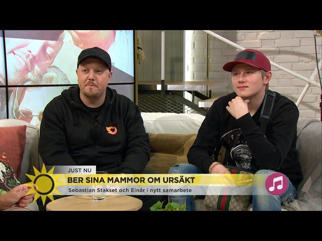 Från gangsterrap till mammahyllningar – Tror 2019 är försoningens år - Nyhetsmorgon (TV4)