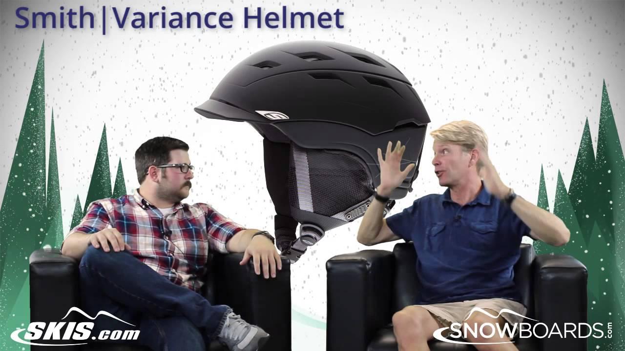 2015 Smith Variance Helmet Overview by SkisDOTcom