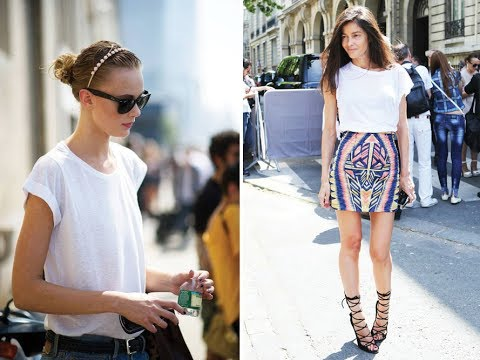 To acquire How to white a wear t shirt picture trends