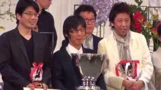 花キューピット FlowerDream2014 7ジャパンカップ結果発表