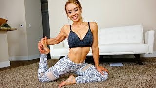 Pilates Workout for Toning and Flexibility