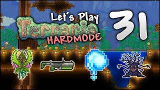 Let's Play Terraria 1.3.5 | PLANTERA And The PUMPKINGS! [Episode 31]