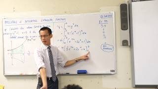 Applications of Integrating Exponential Functions (1 of 2: Evaluating a volume)
