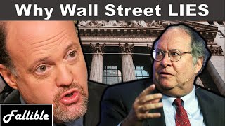 Why Wall Street Analysts Are Always Wrong About The Stock Market | Investor Bill Miller