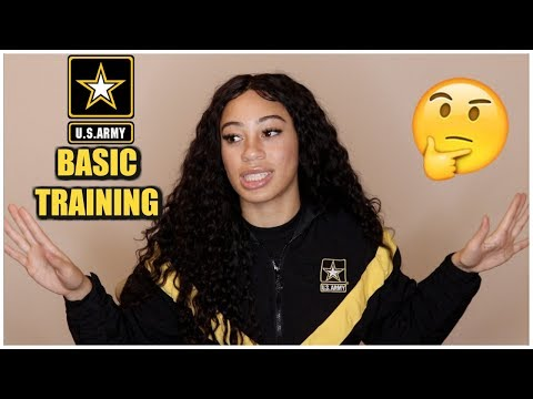 dating someone in basic training