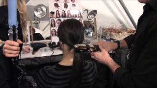 Cutler Redken HowTo Style, Tadashi Interview @ New York Fashion Week, Fall:Winter 2012