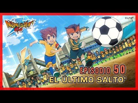 Inazuma Eleven Go Chrono Stones - Episodio 50 español «¡El último salto!»