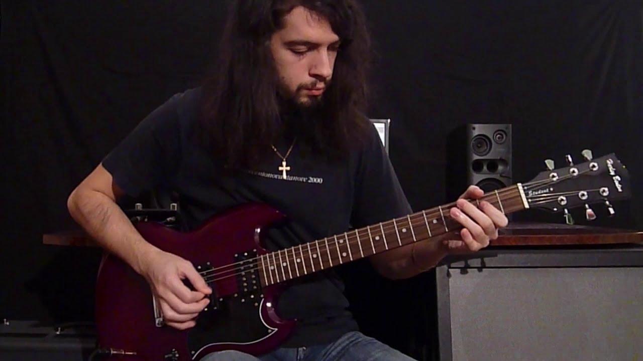 Led Zeppelin - Black Dog (Guitar Tutorial) - YouTube