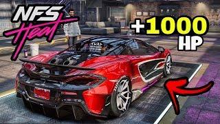 Need For Speed: Heat | Mclaren 600LT 2018 - Tunagem..