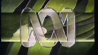 Copy of ABC TV Ident   Leaves ABV 2, 26 2 88 ABC WAVE IDENT