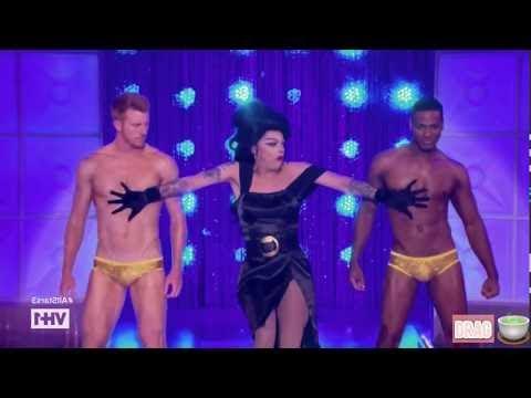 Rupauls Drag Race Allstars 3 - Aja's Vh1 Divas Performance