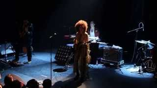 Andy Allo@L'Alhambra_27/11/2013_If I was king