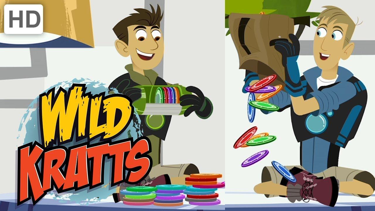 Download Wild Kratts 💥 All New Creature Adventures! | Kids Videos