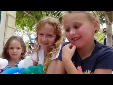Balloonimals345 @ COCO FEST 2016  Cayman Islands