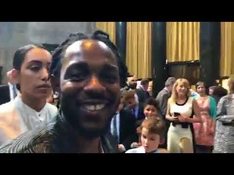2018 Pulitzer Prize Ceremony: Kendrick Lamar