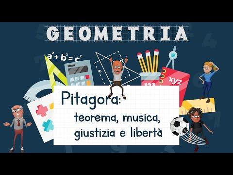 Pitagora: teorema, musica, giustizia e libertà - Schooltoon & Bollate