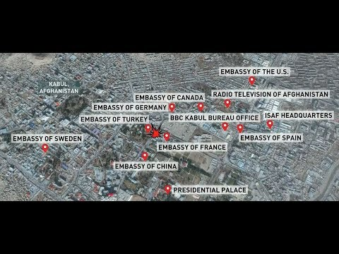 Blast kills more than 90, injures hundreds in Kabul