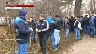 У Криму скоєно напад на офіс адвокатів Еміля Курбедінова й Едема Семедляєва