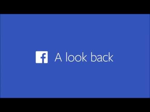 Facebook - 10 Years Look Back ( Keith Kenniff - Years) Music  Instrumental Full Song Video HD