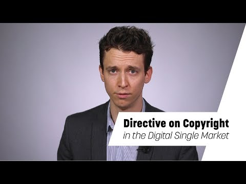 The EU's Copyright Directive (EURACTIV Explains)