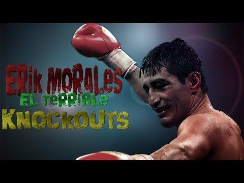 "Erik Morales ""El Terrible "" Knockouts | Highlights | Эрик Моралес"