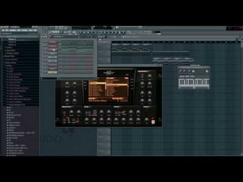 Kavinsky - Nightcall (Tutorial + FREE FLP DOWNLOAD)