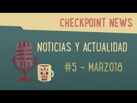 Noticias videojuegos: CheckPoint News #5