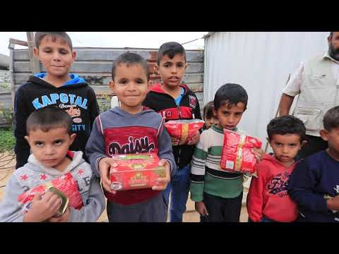 Food Baskets for poor families in Gaza Strip | Oct 2019
