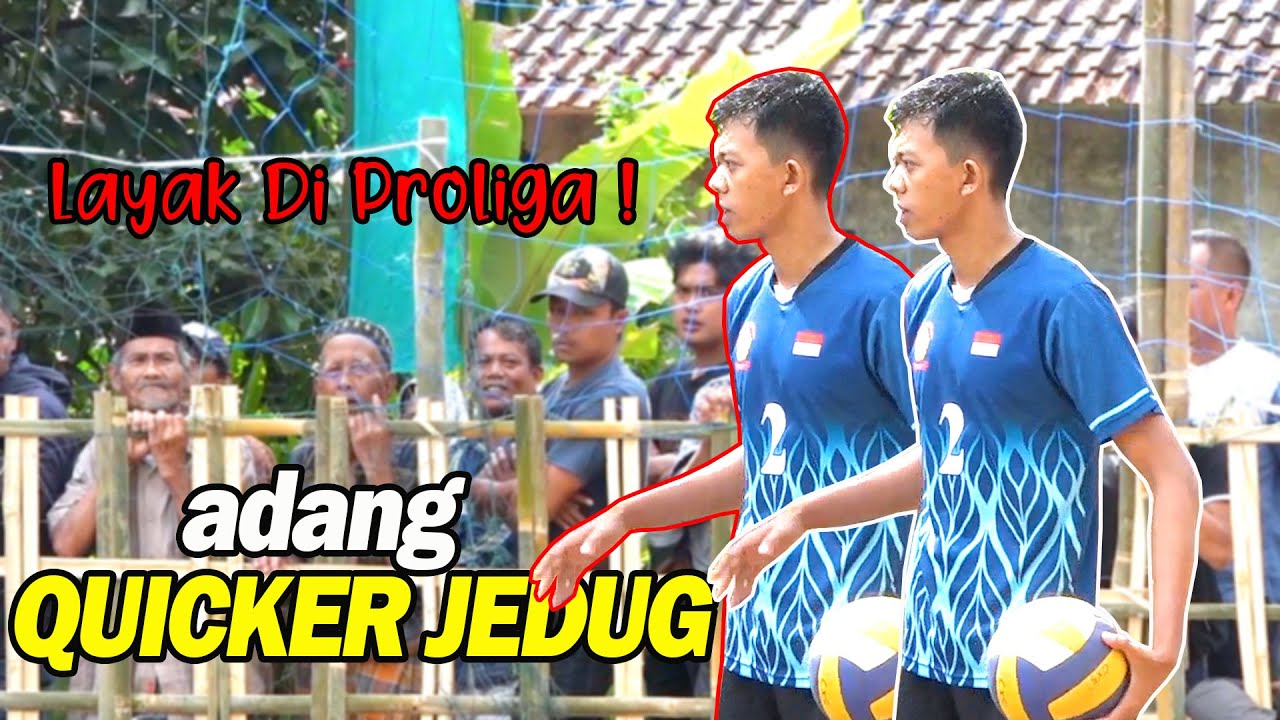 Layak Di Proliga! Adang Quicker Bertubuh Tinggi, Variasi Super Istimewa, Nabil Collection Vs Famili