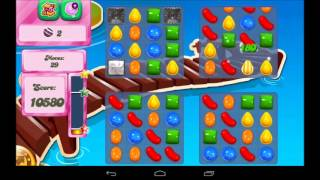 Candy Crush Saga Level 131 Walkthrough