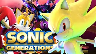 A CONFUSING LETDOWN | Sonic Generations w/ Mods #16/Final