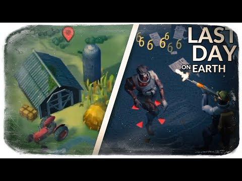 ЗОМБИ ФЕРМА И ПОЛИЦЕСКИЙ УЧАСТОК! ● Last Day on Earth: Survival