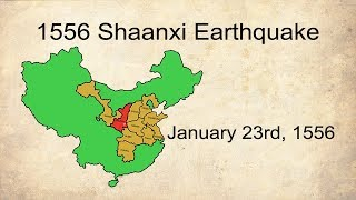 1556 Shaanxi Earthquake | History Short #1