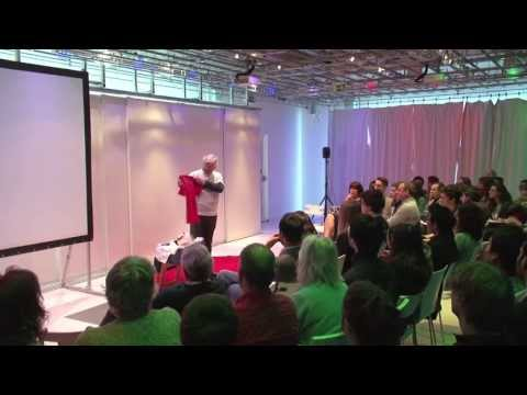 Football for Peace: Geoffrey Whitfield at TEDxSussexUniversity