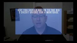 Never get a VA Loan from a Credit Union