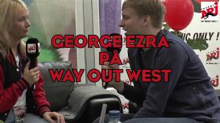 [INTERVIEW] Get to know George Ezra - NRJ SWEDEN