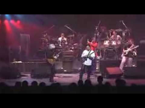 Casiopea vs. T-Square - Asayake (Must watch Japanese Jazz)
