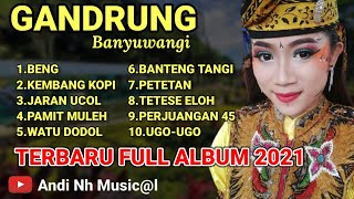 GANDRUNG BANYUWANGI TERBARU LIVE Andi Nh Musical ( cover Wiwin Makarti)