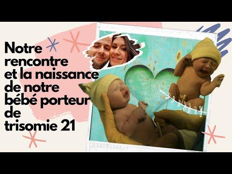 Trisomie 21 - La miraculeuse hisoire de Nhélyia ( 1ère partie ) Down Syndrome