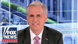 McCarthy hits Democrats' 'small agenda' of investigations
