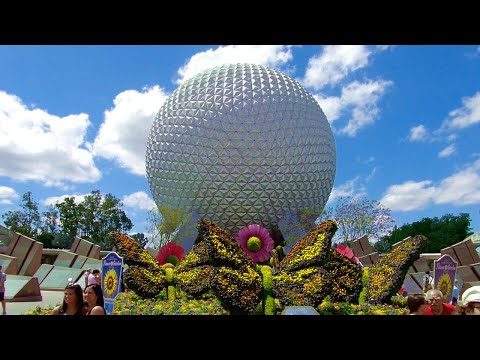 Epcot 2019 Full Complete Walkthrough Tour | Walt Disney World Orlando, Florida